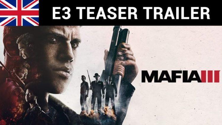 Mafia 3 teaser preempts 12 June E3 2016 gameplay event