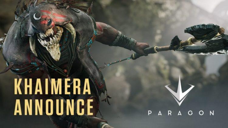 Paragon v27.1 and new hero Khaimera released