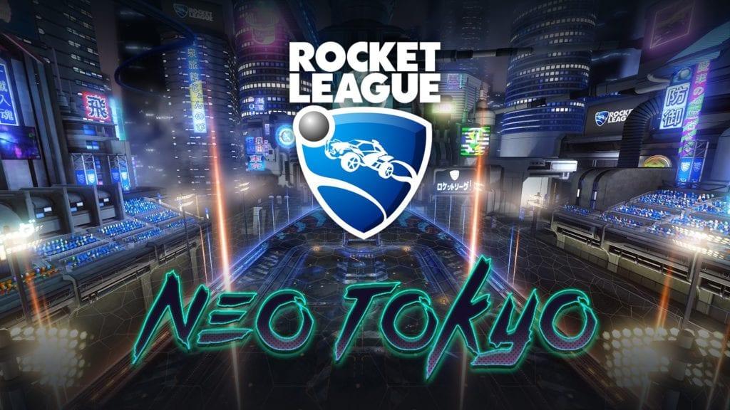 Rocket League takes a ride to Neo Tokyo on 20 June, rejigs item drops
