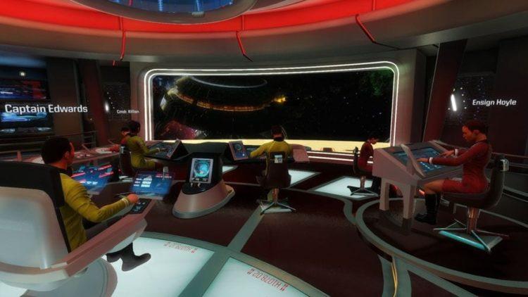 Release dates for VR Eagle Flight, Star Trek: Bridge Crew and Werewolves Within