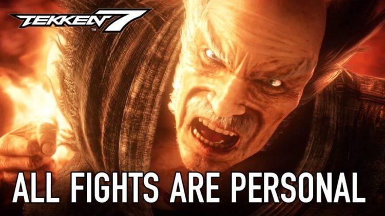 Tekken 7 punching to PC in 2017