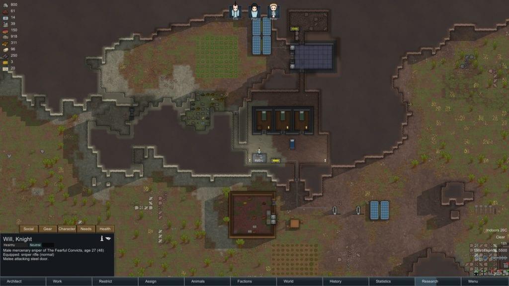 Rimworld Alpha 14 Preview Pc Invasion