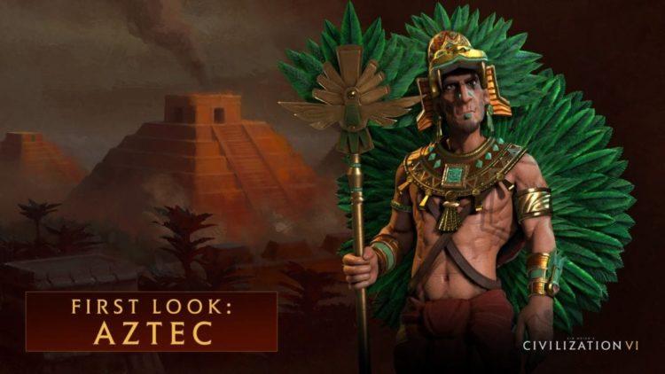 Civilization VI's Aztecs are a pre-order bonus, but free later