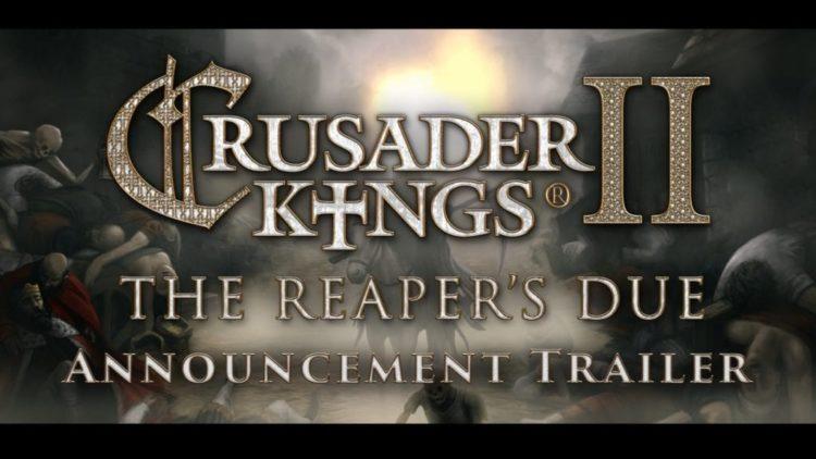 Crusader Kings 2 reveals pestilent plague DLC The Reaper's Due
