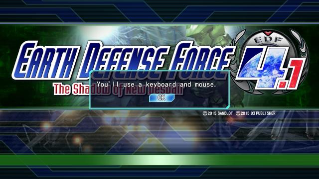 earth defense force mouse-key