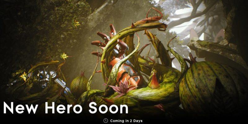 new paragon hero coming soon
