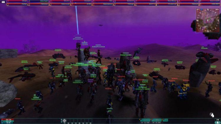 Planetside 1 servers shut down – Here's the final moments