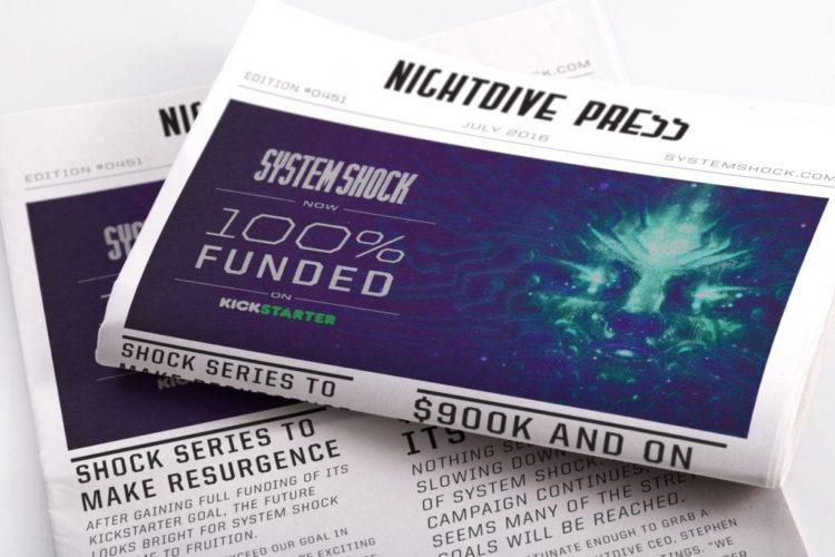 System Shock remake now fully funded on Kickstarter