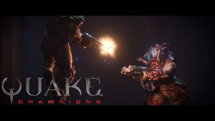 Quake Champions open beta Tech Test coming 12 May