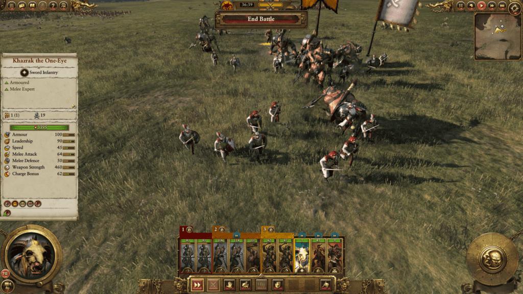Total War Warhammer Empire Army Build