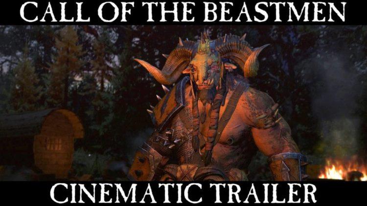 Total War: Warhammer Call of the Beastmen officially announced