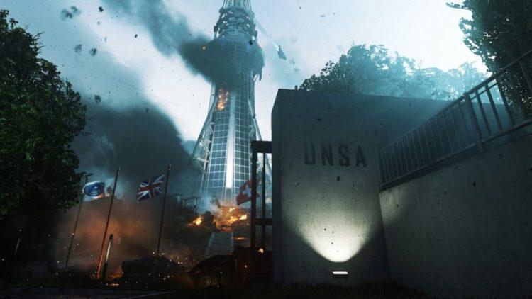 Watch Call of Duty Infinite Warfare's Retribution Flight Deck and Black Sky mission