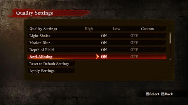 Attack on Titan - Options 2