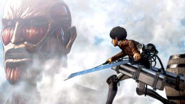 Attack on Titan - blade