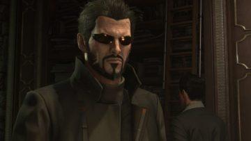 Deus Ex Mankind Divided - blade