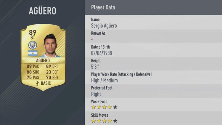 FIFA 17 Top 50 player rankings reach 20-11