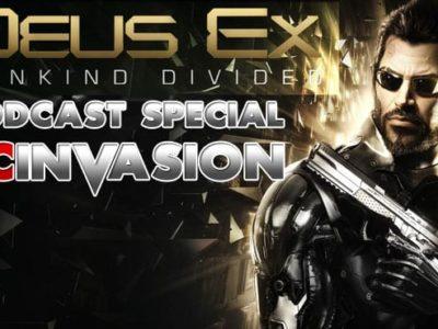 PC invasion Podcast Deus Ex: Mankind Divided