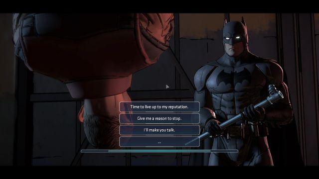 Telltale Batman - 2