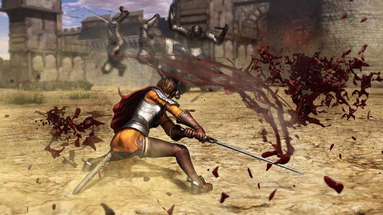 Berserk trailers show Casca and Judeau gameplay