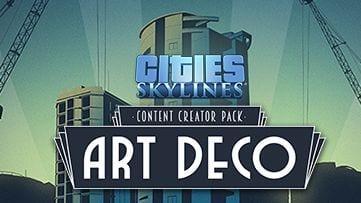 Cities: Skylines Art Deco DLC coming next week