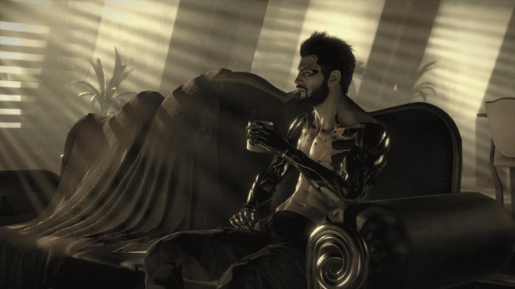 Deus Ex Mankind Divided   Build
