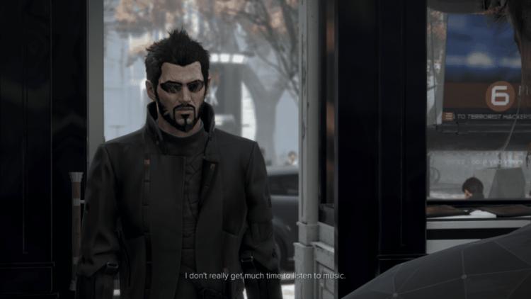 "Deus Ex: Mankind Divided PC train station crash bug ""under investigation"""