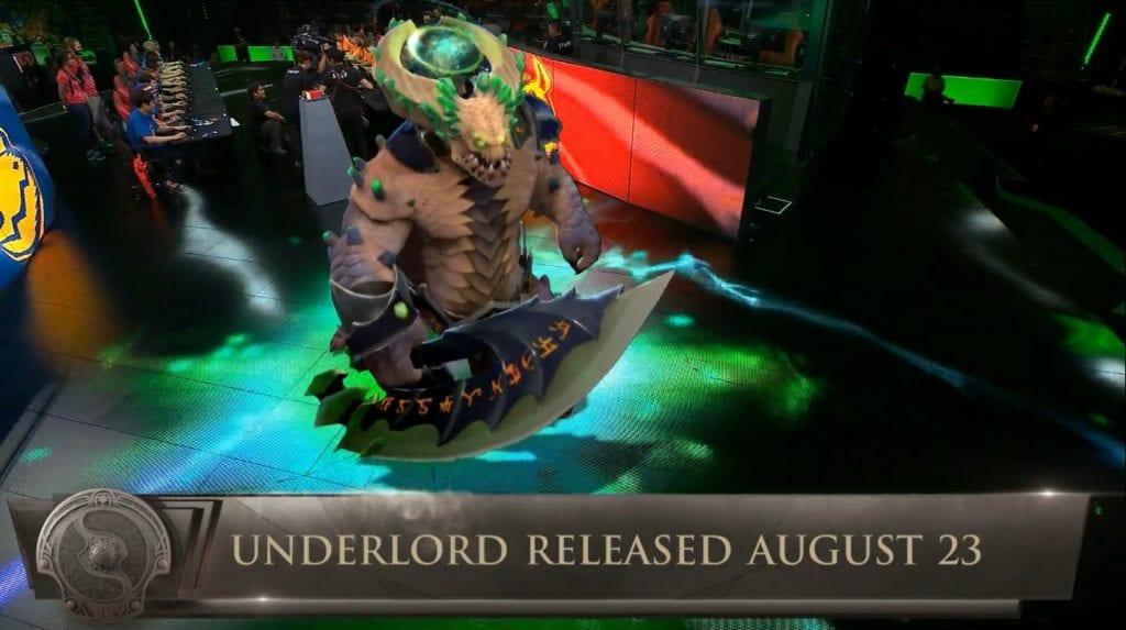 Dota 2 Underlord Release Date