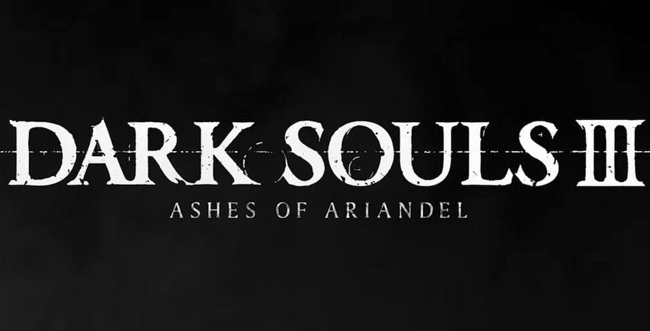 Dark Souls 3 Ashes of Ariendel DLC coming in October