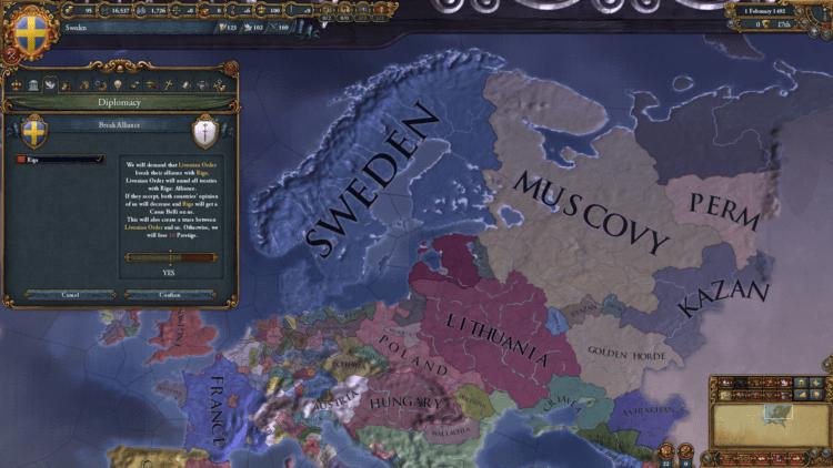 Muscovy Vs Novgorod Eu4