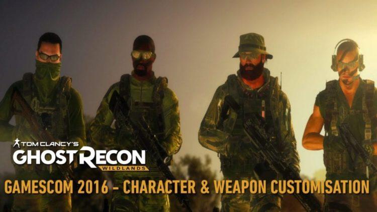 Ghost Recon: Wildlands customisation trailer