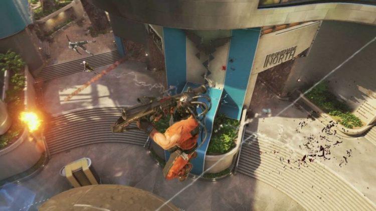 LawBreakers videos introduce the Titan class