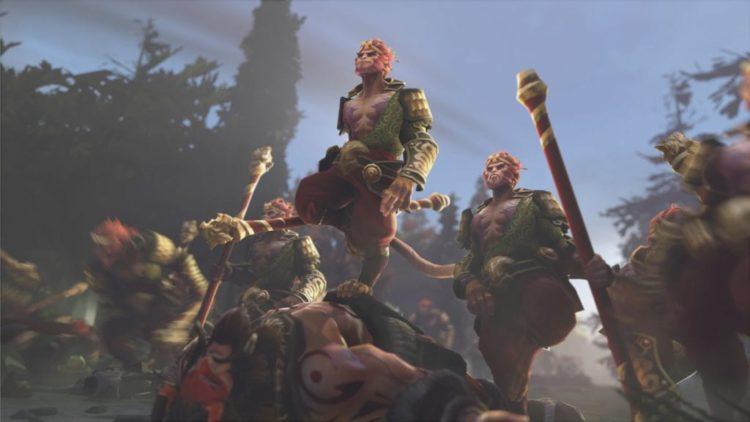 New hero Monkey King revealed for DOTA 2