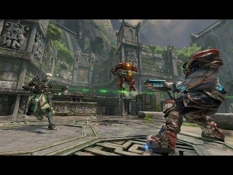 Quake Champions 2017 скачать торрент - фото 2
