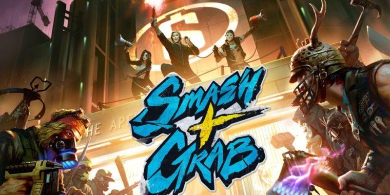 Smash and Grab Smash+Grab