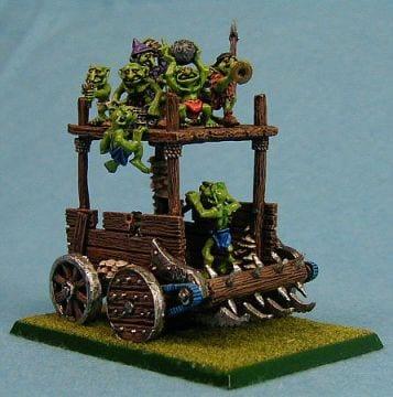 snotling pump wagon classic