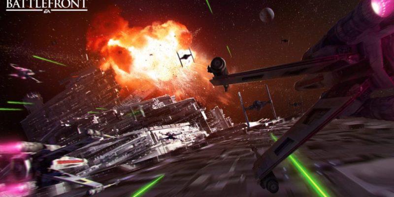 star wars: battlefront death star dlc