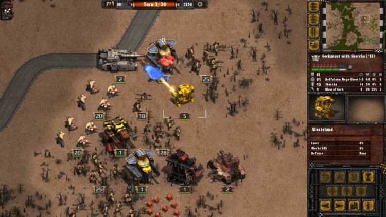 Win a copy of Warhammer 40,000: Armageddon – Da Orks