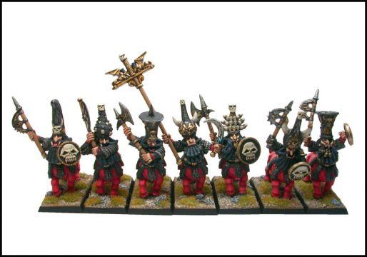 warhammer bull centaurs
