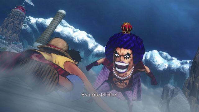 One Piece Burning Blood - 1