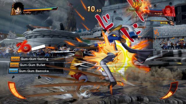 One Piece Burning Blood - 3