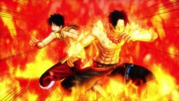 One Piece Burning Blood - Blade