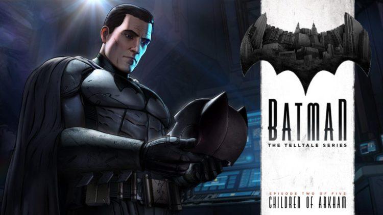 Batman broods into Ep 2 of his Telltale series on 20 Sept