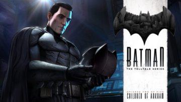 Batman faces the Children of Arkham in Episode Two trailer