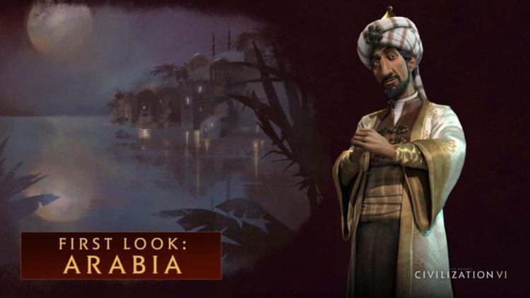 Civilization VI trailer gives overview of Saladin's Arabia
