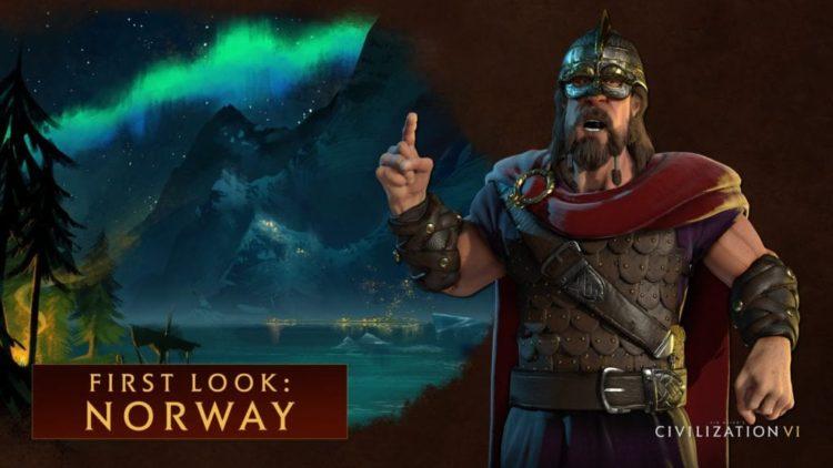 Civilization VI trailer shows the best way is Norway