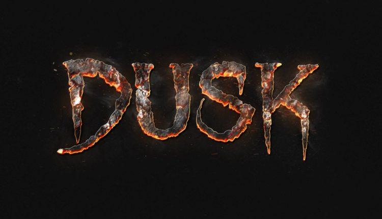 DUSK trailer reveals its 90s FPS roots