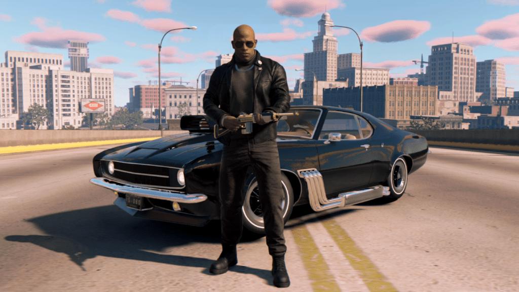 Mafia Car Games