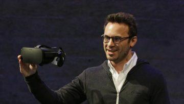 Oculus CEO Brendan Iribe on Palmer Luckey's apology