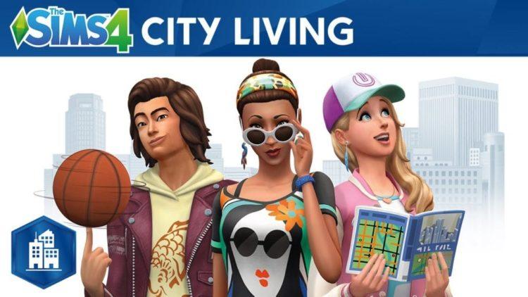 Sims 4 City Living expansion coming 1 November