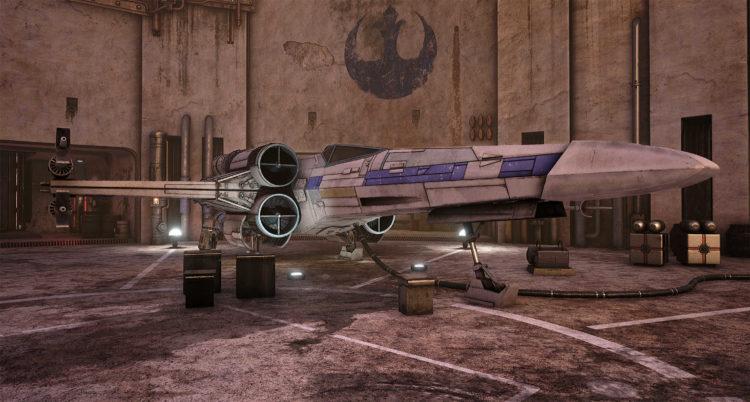Obsidian devs recreate amazing Star Wars Mos Eisley in Unreal Engine 4 – Download it now